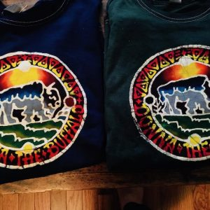 Donna The Buffalo Handmade Batik Shirts