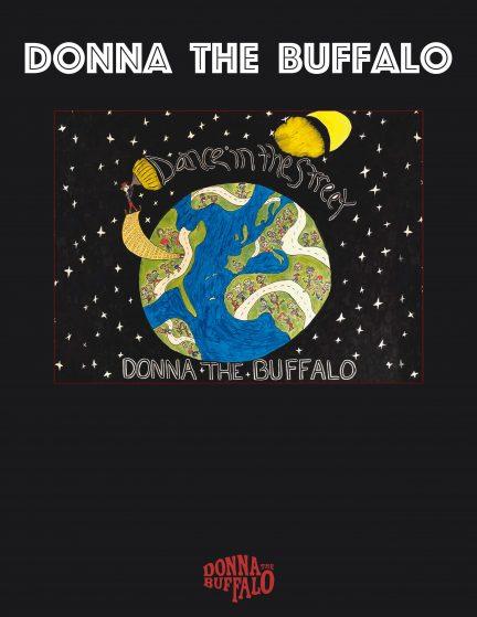 Donna the Buffalo blank poster