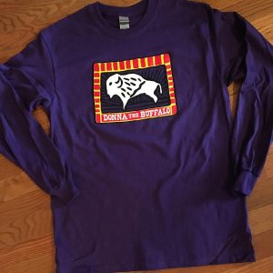 Donna The Buffalo shirt long sleeve