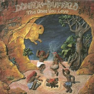 Donna The Buffalo The Ones You Love cover - 800x800