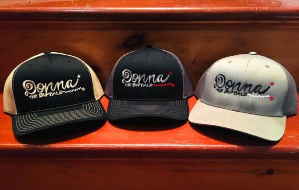 Donna The Buffalo Hat