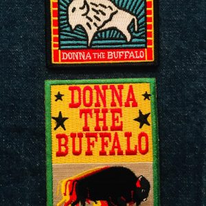 Donna The Buffalo Patches